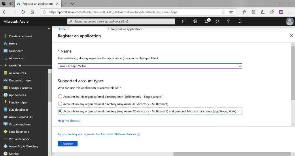 Cómo crear un directorio Azure AD B2C y habilitar OpenID
